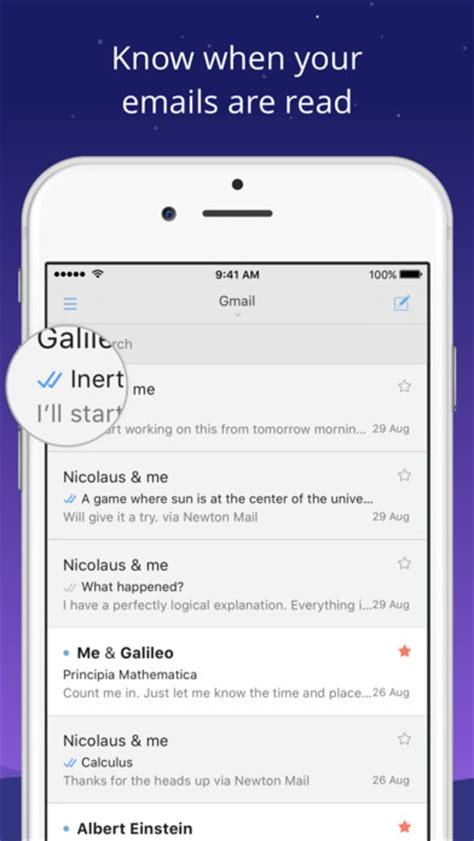 yahoo email not updating on iphone newton mail email for gmail hotmail exchange apppicker