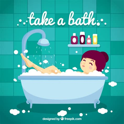 how to take a bath without a bathtub bathtub vectors photos and psd files free download