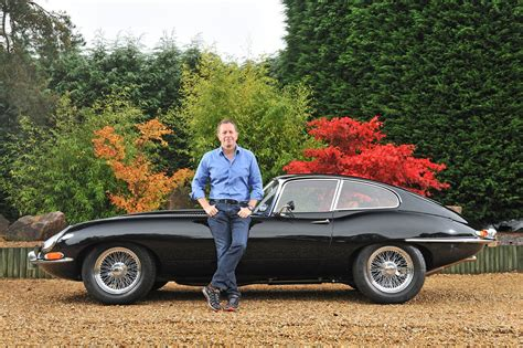 Avis Car Types Uk by Martin Brundle And His Eagle E Type Evo