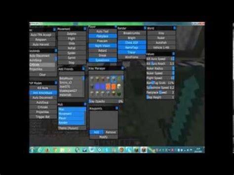 tutorial hack huzuni full download minecraft hacked client gratis huzuni