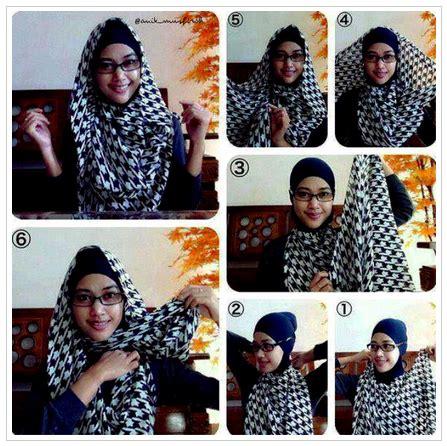 tutorial hijab pesta untuk berkacamata gambar tutorial hijab untuk yang berkacamata terbaru 2016