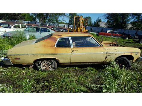 Cheap Upholstery For Cars Cheap Chevrolet Nova Under 5 000 56 Used Cars From 750