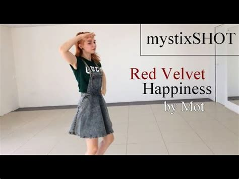 tutorial dance happiness red velvet mystixshot red velvet happiness cover dance by mot