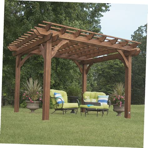 Pergolas At Home Depot pergolas kits home depot type pixelmari