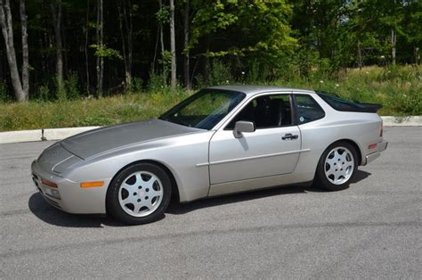 Porsche 944 Turbo S by 1989 Porsche 944 Turbo S Bring A Trailer