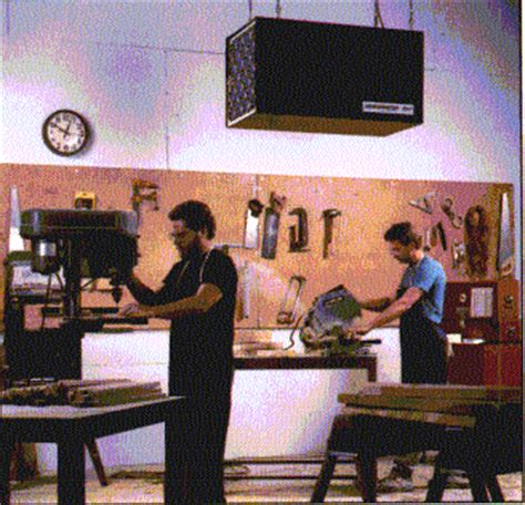 ideas  wood working woodworking shop air filtration
