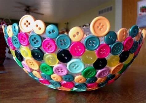 Mixed Button Craft Ideas / Anycraft blog