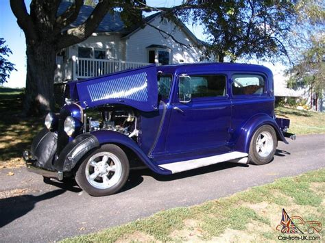 1933 plymouth for sale 1933 plymouth pcxx 2 door sedan rod