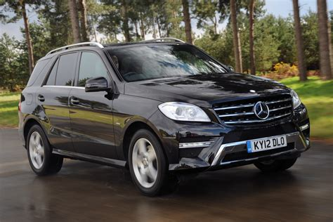 mercedes ml  cdi review auto express