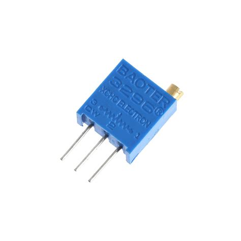 10kï resistor 5pcs new potentiometer assorted variable resistor resistive 3296 w 12values be代拍 海外代购 美国代购 日本代购