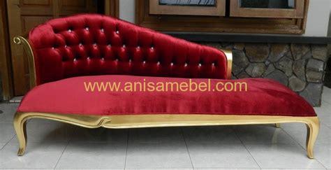 Kursi Merah kursi sofa warna merah anisamebeljatijeparaterbaru
