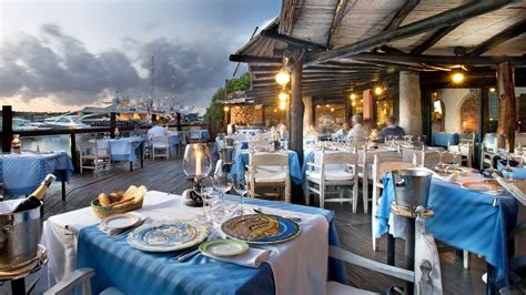 ristorante il pescatore porto cervo il pescatore restaurant at porto cervo official website