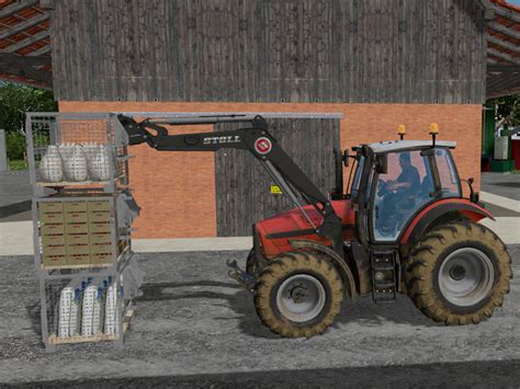 Box Ls by Fs 15 Transport And Storage Box V 2 1 Other Trailers Mod