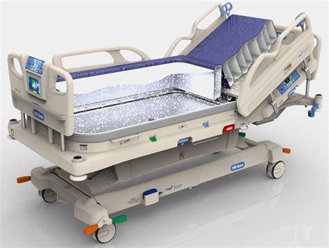 air fluidized bed hill rom hospital bed careassist stryker gobed ii