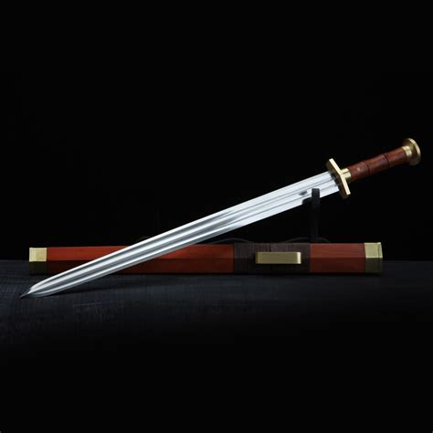 Handmade Samurai Sword - aliexpress buy riffled iron handmade katana