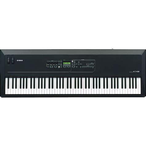 Keyboard Yamaha Usb yamaha kx8 usb keyboard controller kx8 b h photo