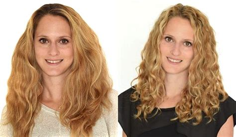 2 Ways To Create The And Wavy Hair Style by 5 Ways To Make Your Wavy Hair Look Curlier