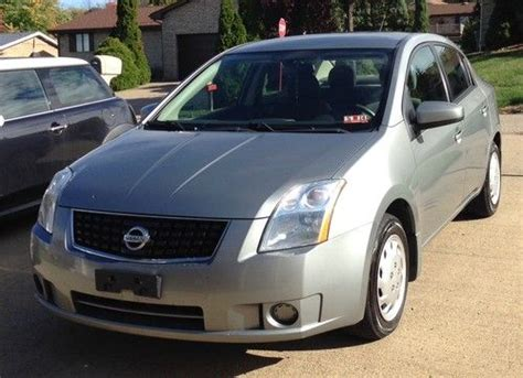 how to sell used cars 2008 nissan sentra engine control buy used 2008 nissan sentra 2 0 auto in follansbee west virginia united states