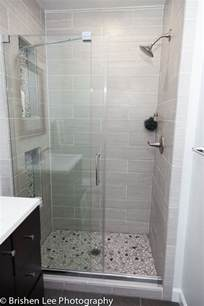 bathroom sliding glass shower doors best 25 frameless sliding shower doors ideas on