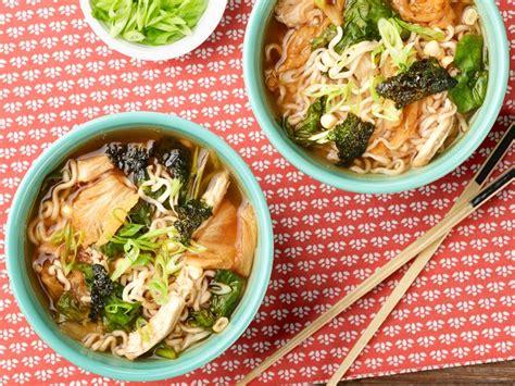 Ramen Kimchi Go 10 minute chicken corn and kimchi ramen recipe large skillet skillets and the shorts