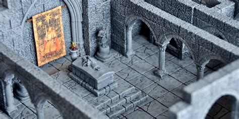 how to build a dungeon book of the king vol 1 dungeon part 1 creating dungeons with hirst arts