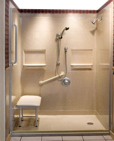 Ada Roll In Shower by Wheelchair Accessible Bathroom Best Modifications For