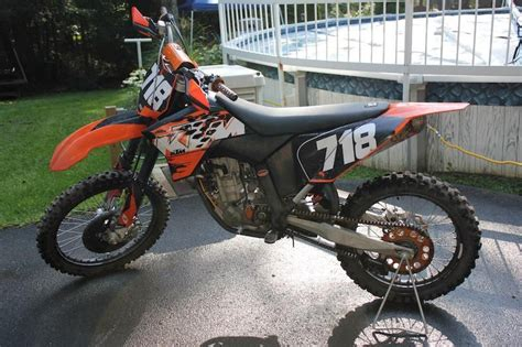 2008 Ktm 250 Sx For Sale Ktm 250 Sx F 2008 For Sale On 2040motos
