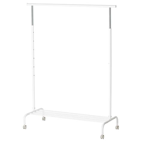 ikea rack rigga clothes rack white ikea