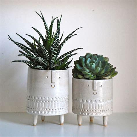 ceramic succulent planter 483 best images about plants planters on