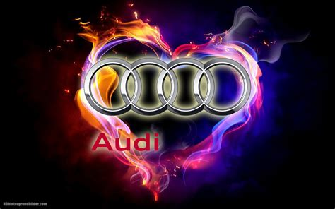 Audi Logo Wallpaper by Herzen Wallpaper 3d Search Results Calendar 2015