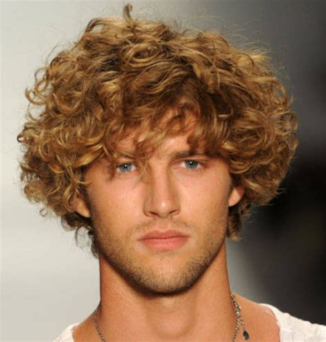 wavy lots of hair man hair style curly hairstyles for men medium length trendy hair style