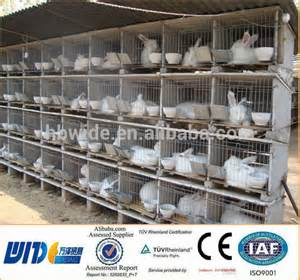 Where To Buy Rabbit Hutch Rabbit Farming Cage Rabbit Breeding Cages Commercial