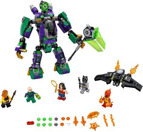 2018 dc heroes sets revealed brickset lego set