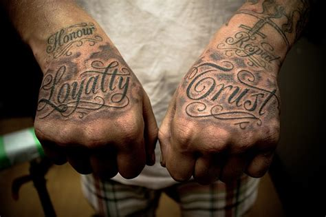 tattoo lettering on hands respect tattoos for men ideas and inspiration for guys
