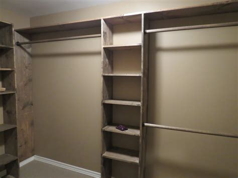 Build Walk In Closet | let s just build a house walk in closets no more living