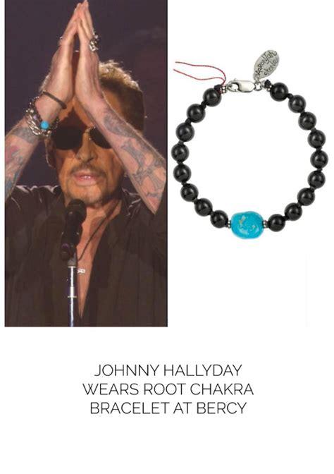 bijoux bracelet johnny hallyday