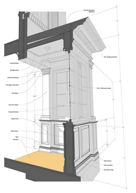 bay window section detail bay window section jpg 1020 215 1442 building components