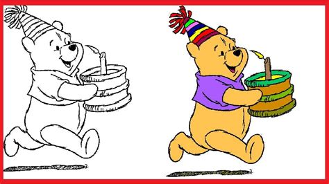 what color is winnie the pooh disney color and play winnie the pooh coloring pages