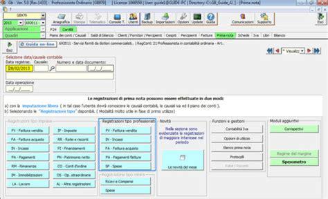 interno it registrazione gestione partite aperte chiuse contabilit 224 integrato gb