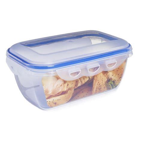 Rectangular Storange Container 370ml wilko food storage container rectangular 1 6 litre at wilko