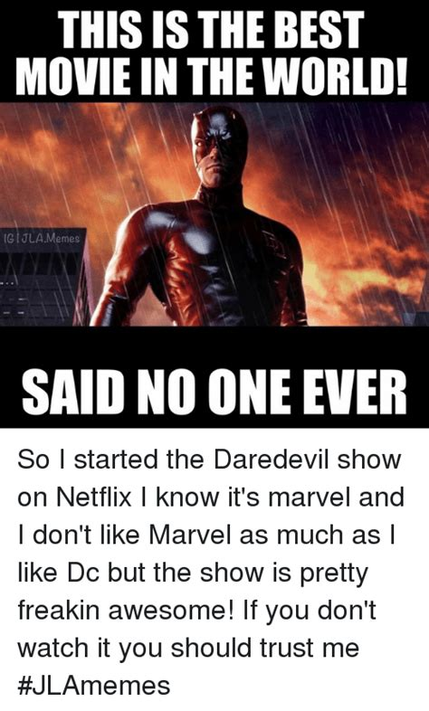 Daredevil Meme - funny netflix memes of 2017 on sizzle ons
