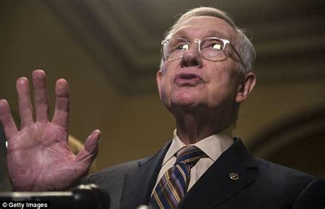 Paul ryan said he had only spoken to senate minority leader harry reid