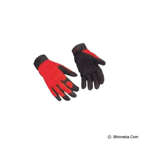 Sarung Tangan Kerja Krisbow jual krisbow leather work gloves kw1000239 murah bhinneka