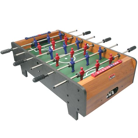 How To Make A Table Football Out Of Paper - tabletop table football table drinkstuff