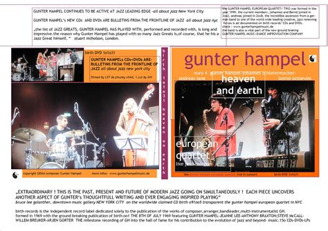 European Birth Records Birth Records Cds Dvds Lps The Of Gunter Hel
