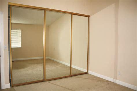 Replace Mirror Closet Doors Unique Mirror Closet Doors Jen Joes Design How To Install Mirror Closet Doors