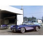 Larry Watson Fifties Corvettes  Custom Car