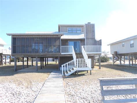 dauphin island rentals with boat dock boardwalk realty dauphin island s premier source for