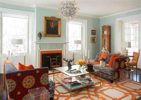 top 28 grey blue orange living room newburyport orange color in interior design home interior design kitchen and bathroom designs