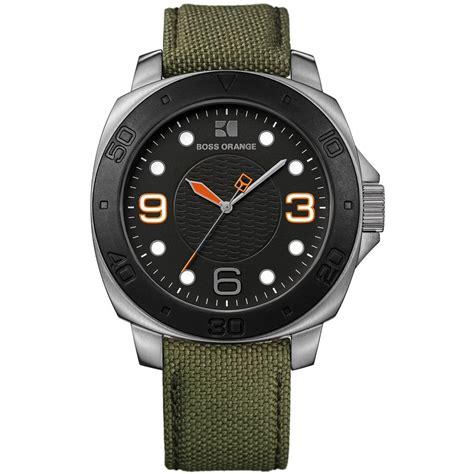 s black modern wrist 1512668 hugo